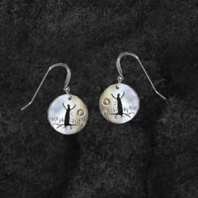 Lady Of The Lake Earrings