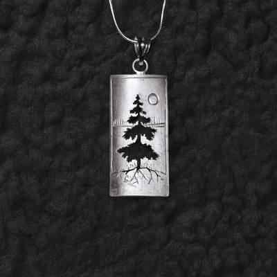Tree Totem Pendant