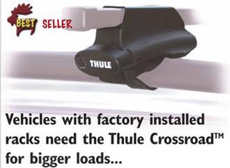 Thule Crossroad # 450