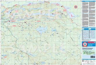 Voyageur Map V10 East