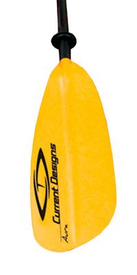 Aura Fg/Alum Kayak Paddle