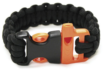 Safety Bracelet Whistle