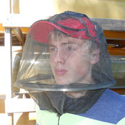 Boundary Waters Bug Headnet with insect shield
