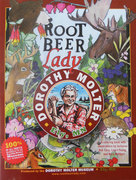Root Beer Lady Coloring Book