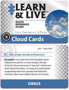 Live & Learn-Cloud Cards