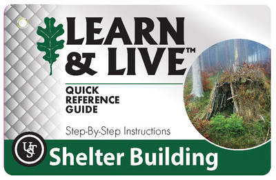 Live & Learn- Shelter Building Cards