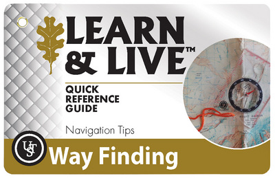 Live & Learn- Way Finding Cards
