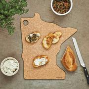 Minnesota State Cutting Board