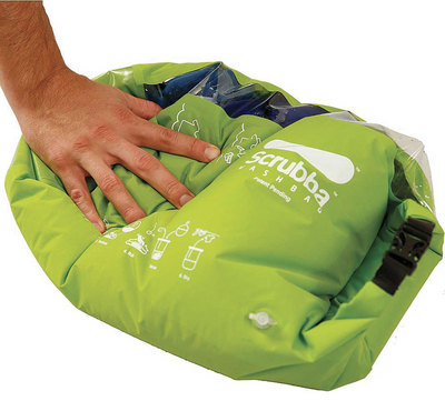 The Scrubba- Portable Washing Bag