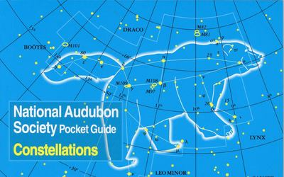 National Audubon Society Pocket Guide To Constellations