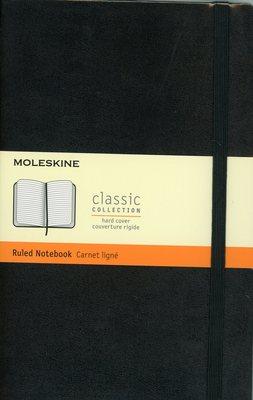 Moleskin Classic Notebook (Black)
