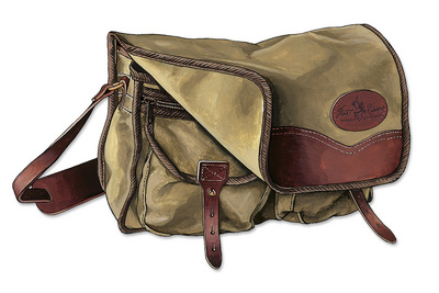 Frost River Big Manitou Shoulder Bag
