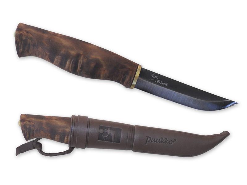Puukko Knife By Kellam Knives | Boundary Waters Catalog