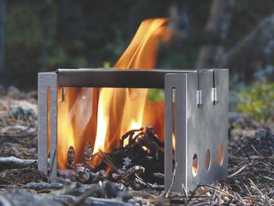 180 Flame Stove