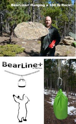 Bearline + Food Pack Hanging System