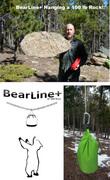 BearLine+ Food Pack Hanging System