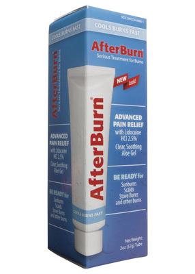 After Burn Gel 2 Oz Tube