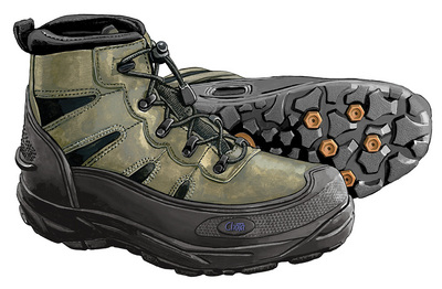 Lost Creek Portage Boot