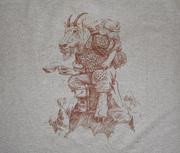 Old Goat Camper Tee