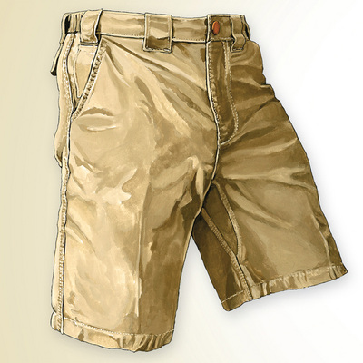 Piragis Canoe Shorts