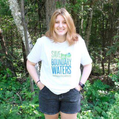 Save The Boundary Waters Tee