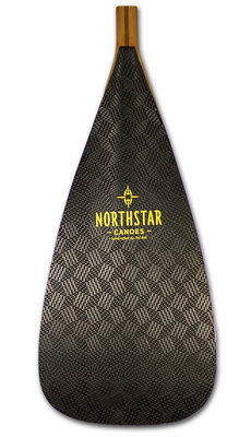 Northstar Voodoo Bent Shaft Canoe Paddle
