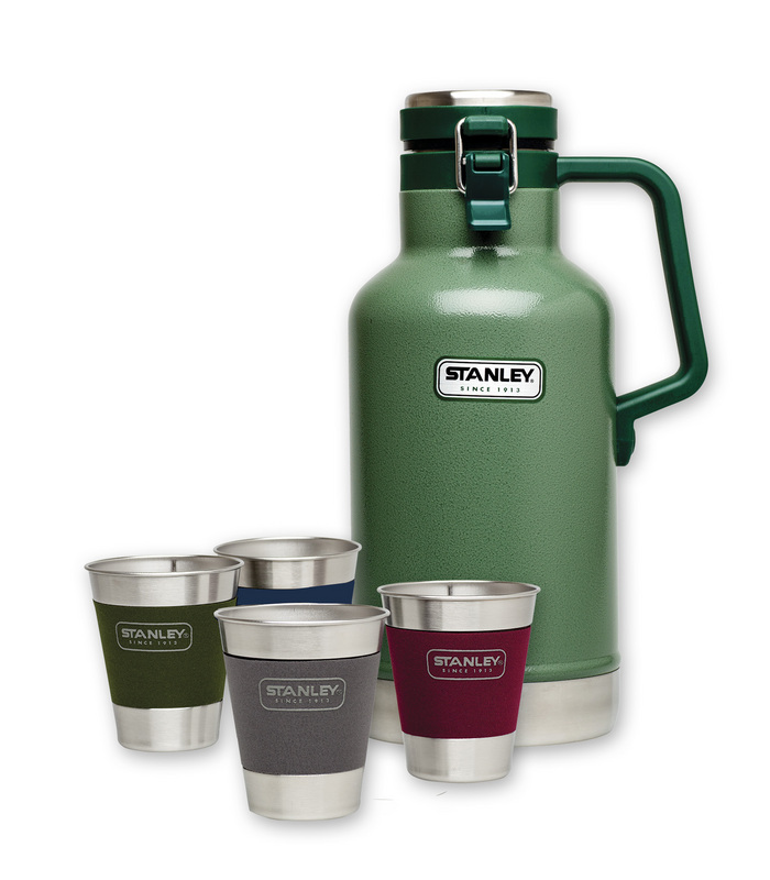 Adventure Steel Growler And Stacking Tumbler Gift Set | Boundary ...
