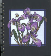 Go Wild! Iris Journal