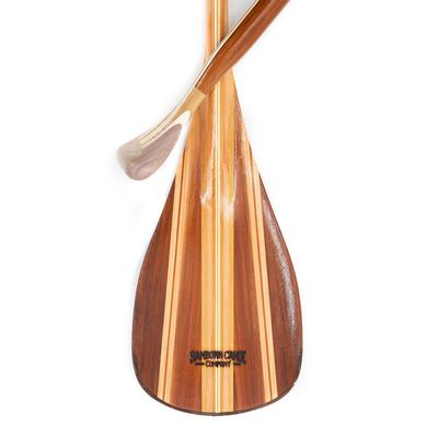 Sanborn Nessmuk Bent Shaft Canoe Paddle