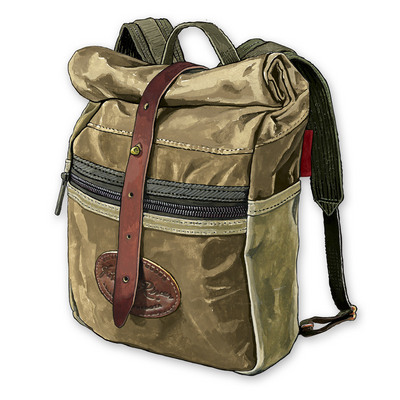 Frost River Skyline Rolldown Backpack