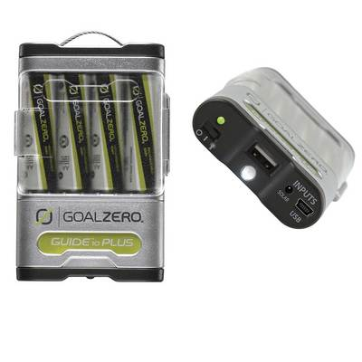 Guide 10 Plus Battery And Phone Charger