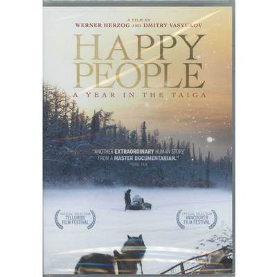 Happy People Dvd