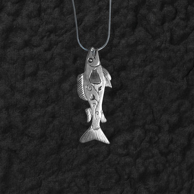 Walleye Pendant