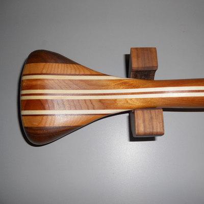 Wooden Paddle Hanger