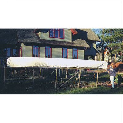 Tyvek Canoe Storage Cover