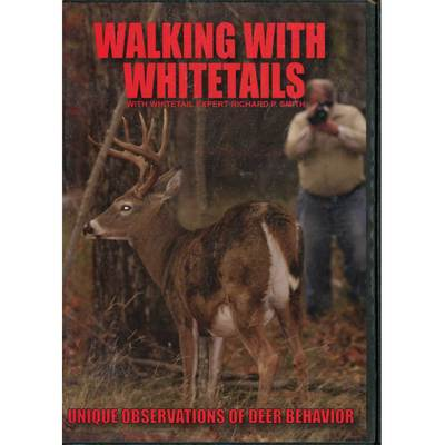 Walking With Whitetails Dvd