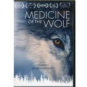 Medicine Of The Wolf Dvd Starring Jim Brandenburg