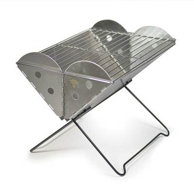 Uco Flat Pack Grill & Firepit
