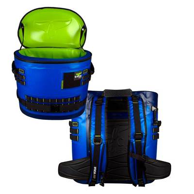 Orca Pod Insulated Backpack- Blue