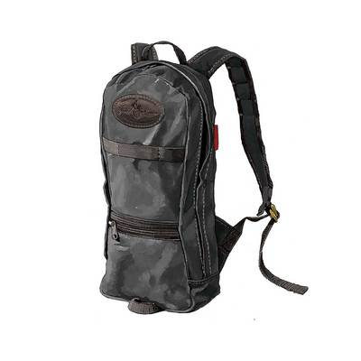 Frost River High Falls Short Day Pack Heritage Black Collection