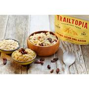 Trailtopia Brown Sugar Raisin Oatmeal