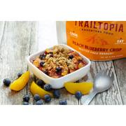 Trailtopia Peach Blueberry Crisp Gluten Free