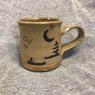 Canoe Ely Mug 8oz