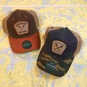 Rise Cross Paddle Truckers Cap