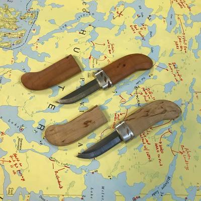 Kellam Finnish Style Pocket Knife