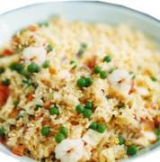 Camp Chow Shrimp Fried Rice Gluten free 2 serve