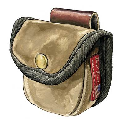 Frost River Puck Pouch