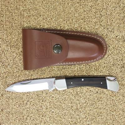 Drop Point Hunter Knife Lockblade