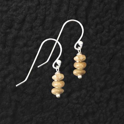 Petoskey Cairn Earrings