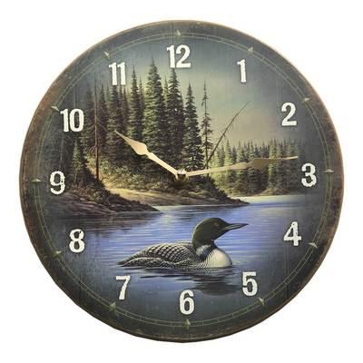 Loon Clock